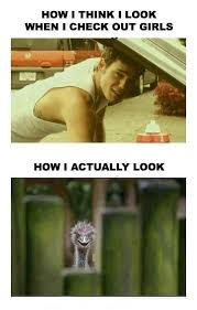 Funny Memes About Guys - when i check girls out funny meme1 funny cool memes pinterest