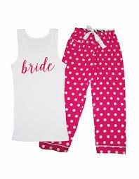 Wedding Sleepwear Bride Bridal And Wedding Pajamas Advantagebridal Com
