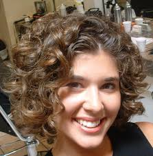 stacked perm short hair 22 best curly hair images on pinterest hair makeup short curls