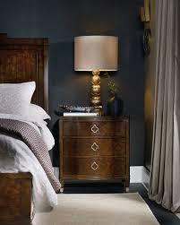 hooker furniture savannah three drawer nightstand