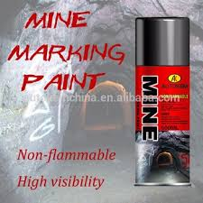 Wholesale Spray Paint Suppliers - wholesale non flammable mine marking paint layout marker