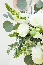 wedding flowers eucalyptus bouquet blueprint lush organic eucalyptus