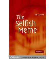 The Selfish Meme - the selfish meme kate distin 9780511082351