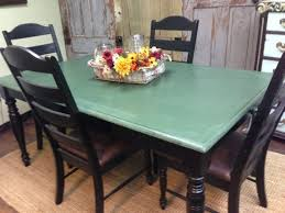 Best  Country Kitchen Tables Ideas On Pinterest Painted - Green kitchen table
