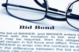 bid bond stop the use a bid bond to pay your charges and stay out