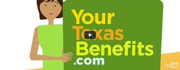 your texas benefits learn
