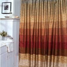 Green And Brown Curtains Solid Olive Green Shower Curtain Shower Curtains Ideas