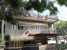traditional two house plans traditional two floor independent house elevations in kakinada