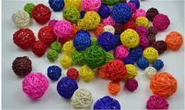 rattan craft balls rattan craft balls for sale