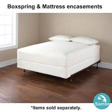 bed bug mattress and box spring encasements box spring cover waterproof bed bug proof zippered protector