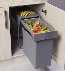 meuble poubelle cuisine poubelle de cuisine encastrable awesome étonné poubelle cuisine