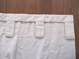 Tab Top Button Curtains Sew Many Ways How To Turn Tab Top Curtains To Back Tab Curtains