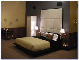 king size bed frame with headboard storage bedroom home design