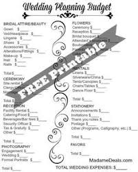 the wedding planner schedule worksheet is a detailed template and