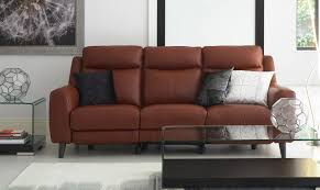 Recliner Sofa Uk Recliner Sofas In Leather Fabric Fishpools