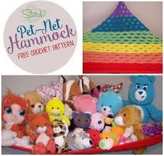 free pattern u2013 crochet toy hammock u2013 crochet