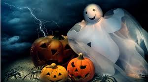 romantic halloween background cute ghost wallpaper wallpaper hd halloween special 40 spooky