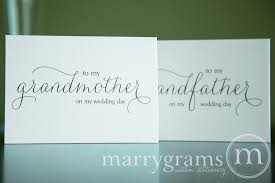 Card From Bride To Groom On Wedding Day Wedding Card To My Family Thin Style Marrygrams