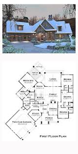 Home Floor Plans With Pictures Design Ideas 53 A Gorgeous Home Split By Covered Garden