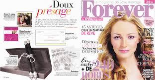 magazine mariage magazine mariage forever presse boutique de faire part
