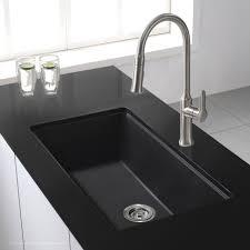 Best Sinks For Kitchens Other Kitchen Composite Granite Sinks Black Sink Kitchen Franke