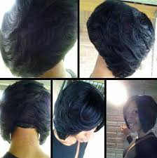 short layered bob haircuts for black women beautiful healthy