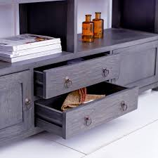 Meuble Tv Retractable by How To Make Grey Tv Stand Indoor U0026 Outdoor Decor