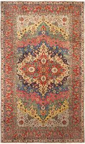 Rug Color Antique Persian Tabriz Rug It U0027s Hard To Go Wrong When You Pull