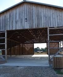 Large Barn Bluebird Farm Restaurant Carroll County Park District Barn