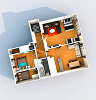 three room apartment three room apartment euforia 4 cheap accommodation in prague