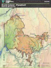 Colorado National Monument Map by Public Room Bureau Of Land Management