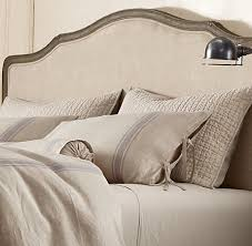 Duvet Covers Restoration Hardware This Bedding U003e U003e Belgian Linen Provence Stripe Bedding In Dune