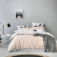 chambre grise déco chambre gris et pour un intérieur serein et doux