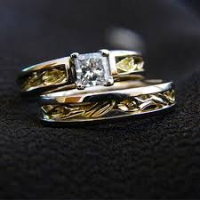 Unique Wedding Rings by Unique Wedding Rings Elite Wedding Looks