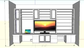wall unit plans wall unit plans plans diy free download disney infinity toy box