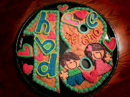 birthday cookie cake 18th birthday cookie cake i want this without the boy and girl