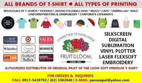 uniform printing u0026 corporate giveaways u2013 panazepol enterprises