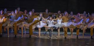 great performances billy elliot the musical live press release