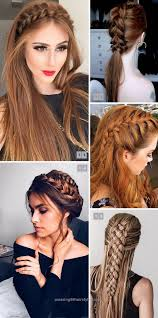 layer hair with ponytail at crown oh lollas 22 fotos de penteados com tranças popular no pinterest