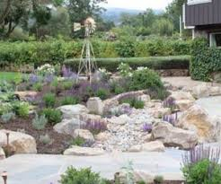 Bush Rock Garden Edging 20 Rock Garden Ideas That Will Put Your Backyard On The Map