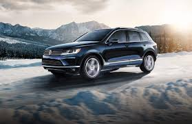 volkswagen touareg 2017 black vista volkswagen touareg for sale