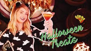 Diy Halloween Treats 4 Easy Diy Halloween Treats Zoella Youtube