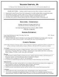 Nursing Objectives In Resume Nurse New Grad Nursing Resume Professional Rn Student Sample
