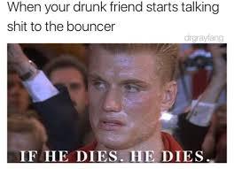 Bouncer Meme - hood memes facebook
