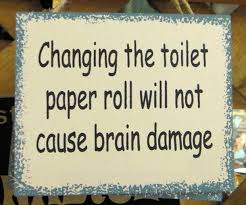 Toilet Paper Funny Change The Toilet Paper Roll Funny Quotes Dump A Day