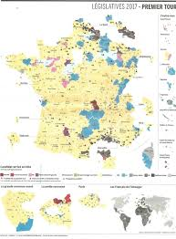 Le Havre France Map by Mapping France U0027s 2017 General Election U2014 Fifth And A Half Republic