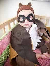 Owl Baby Halloween Costume Pin Robert Baxter Owl Inspiration