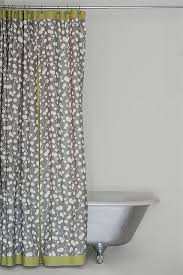 Green And Gray Shower Curtain Green And Grey Shower Curtain Curtains Ideas