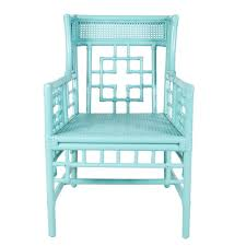 Aqua Accent Chair by Regency Rattan Accent Chair U2013 Society Social