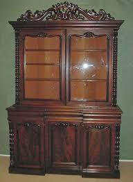 3400 12 victorian bookcase cellaret
